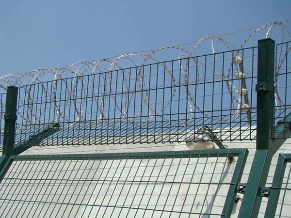 监狱护栏网安装介绍