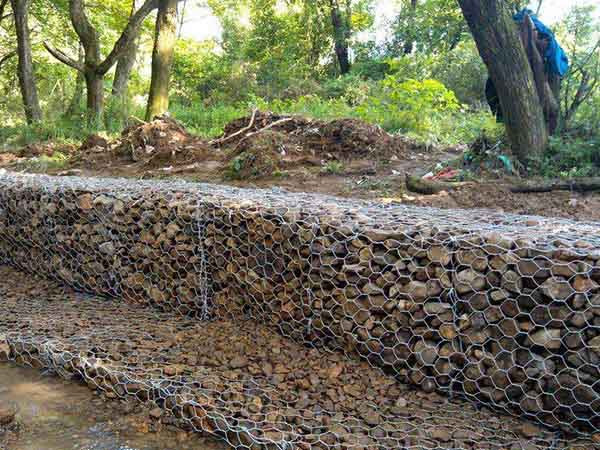 河道石籠網