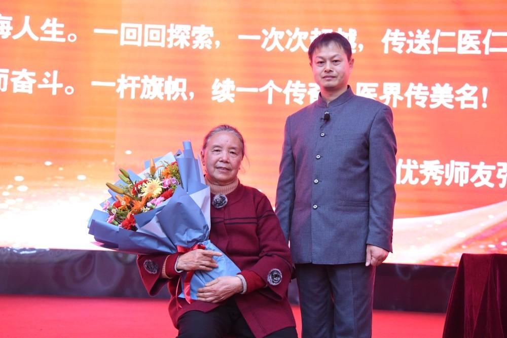 河南张国荣医生:古稀之年,幸遇倒背如流的涂华新导师,真是天赐圣缘!