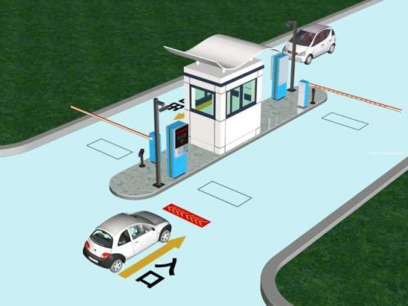 车辆智能识别系统