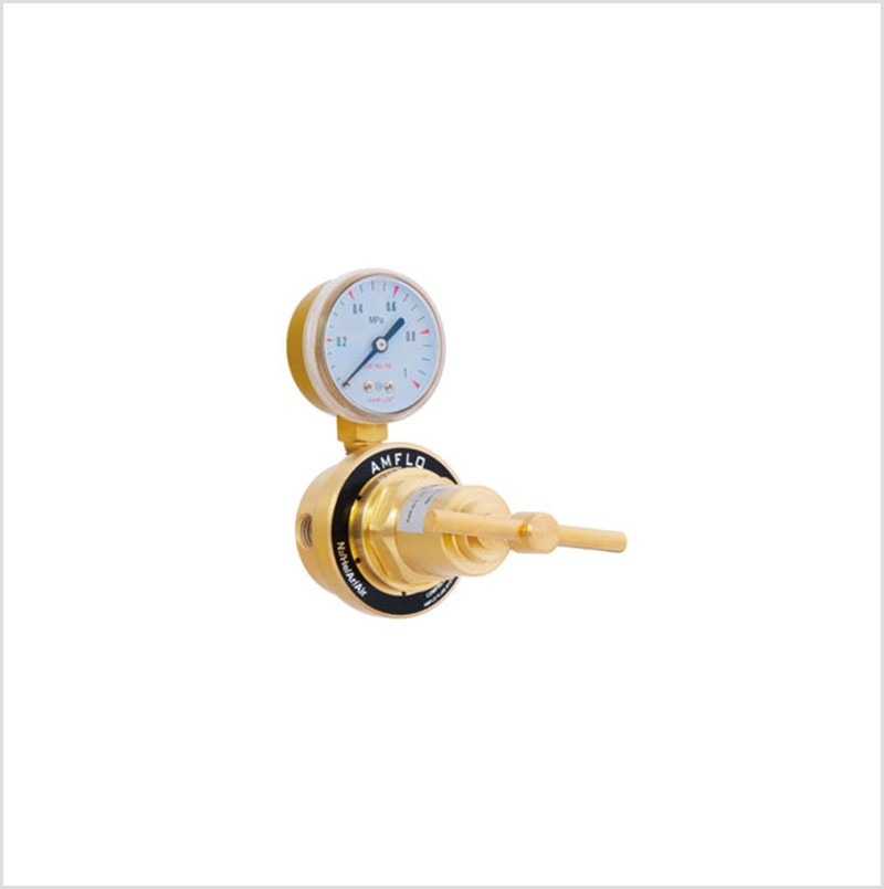 R82L系列配管用减压器的建设和施工