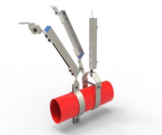 层面上对抗震支架厂家生产出来的产品有哪些要求?