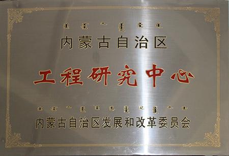 内蒙古自治区工程研究中心