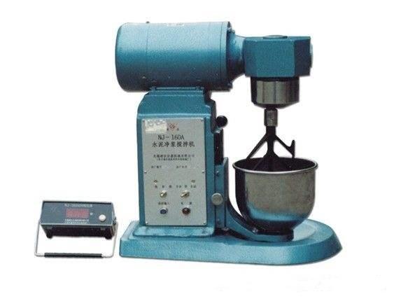 NJ-160型水泥胶砂搅拌机