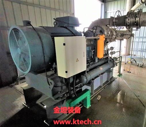 MVR蒸发器的吨水电耗