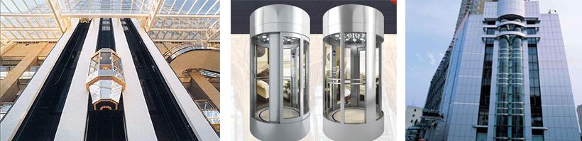 360度观光电梯