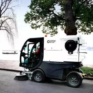 公园广场及步行街清洁解决方案