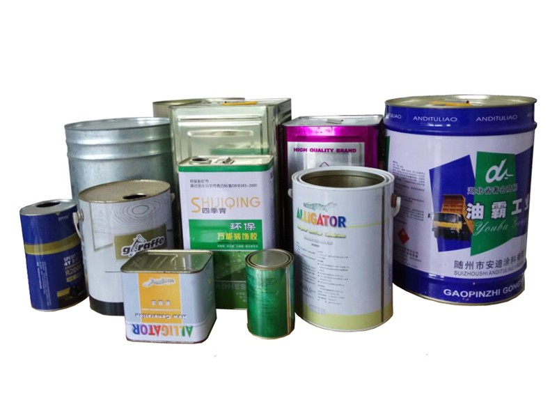 Chemical cans / tanks
