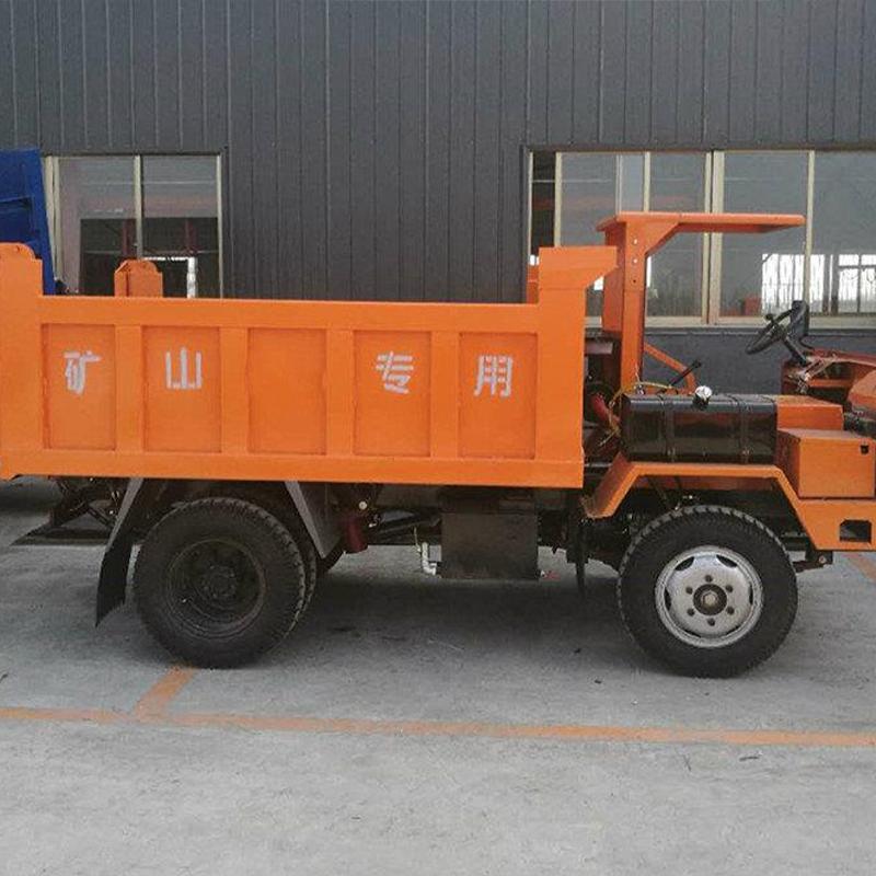 矿用装载机的七大重要装置
