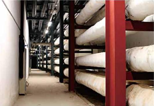 工业管道管廊支架