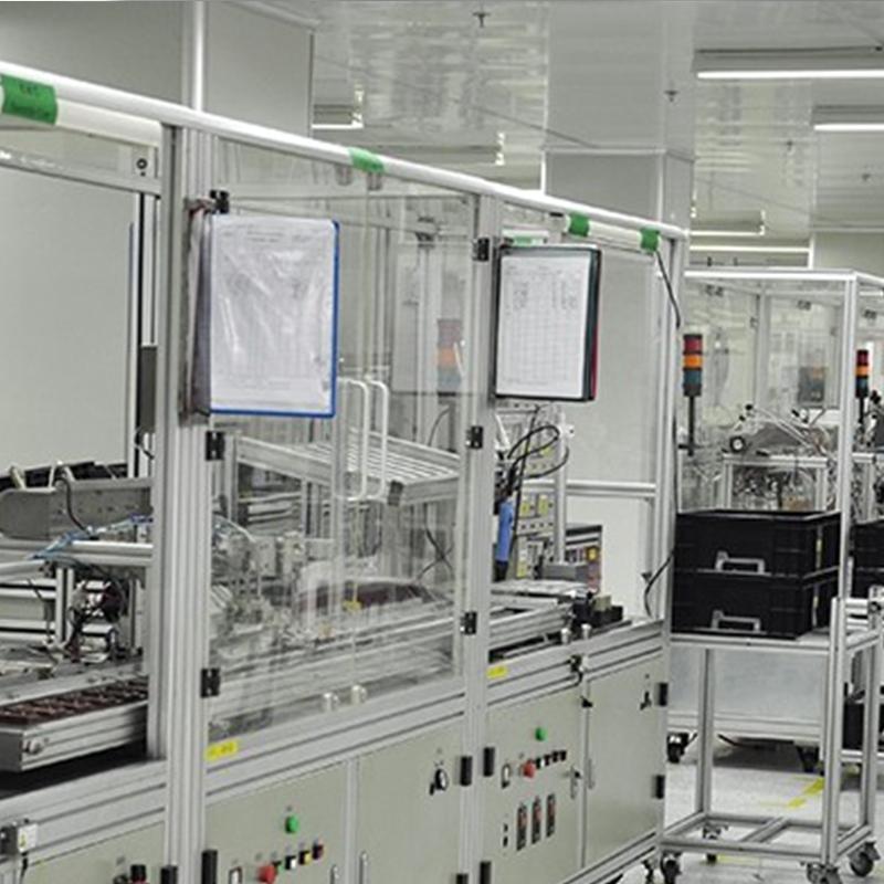 医疗器械厂净化车间