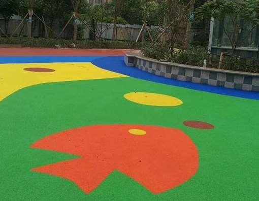 幼儿园塑胶地面怎样清洁保养