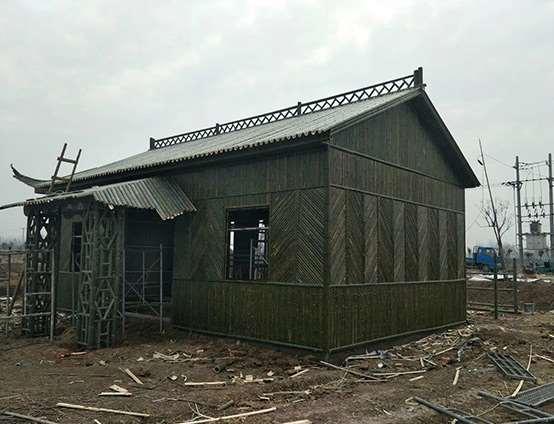 怎样祛除竹房子里的蛀虫
