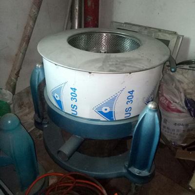 批发洗衣房干洗设备衣服洗脱机 900脱水机 小型工业脱水机甩干机
