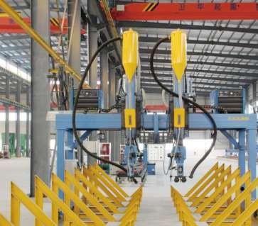 鋼結構廠房的製造工藝