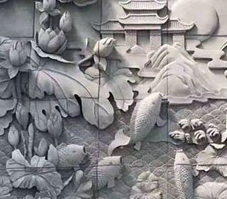 纯手工艺术砖雕技艺的特点
