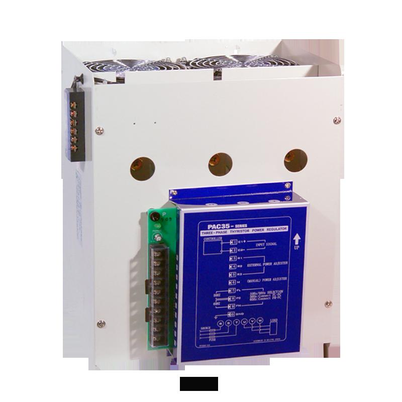 PAC35系列三相日本進口控制板電力調壓器