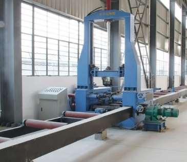 钢结构厂房的主要结构叙述