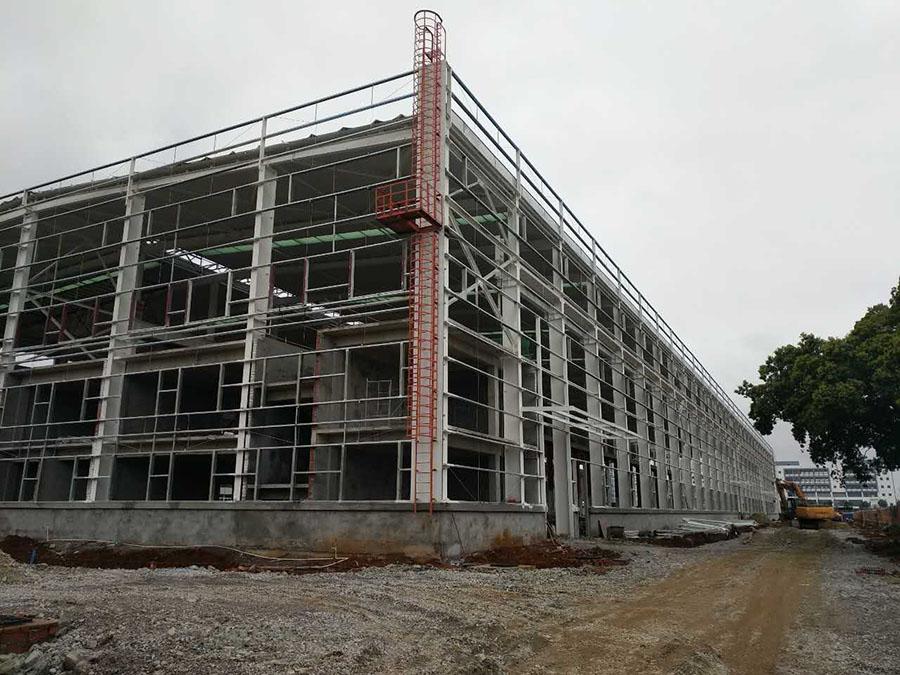 柳州凌云项目工程概况