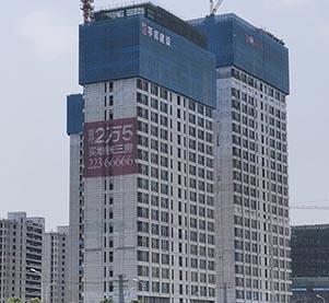 建筑爬架租赁公司浅析在工程采用爬架施工效果如何呢?