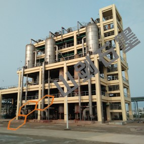 SSL type water jacket graphite HCl synthesis furnace