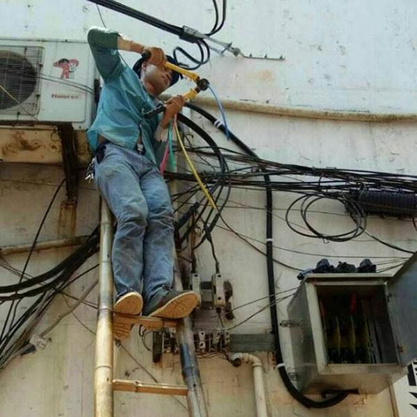 电力安装的调试