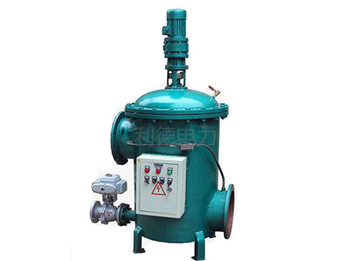 电动滤水器