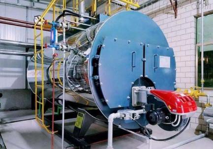 天然气蒸汽锅炉的基本原理?