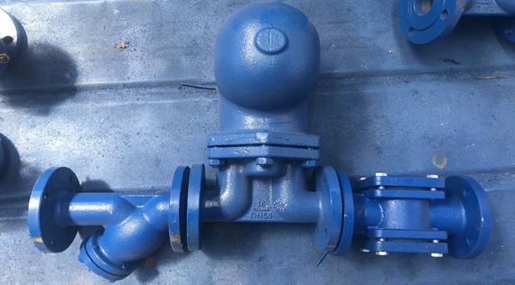 疏水阀在做工中对设备的影响