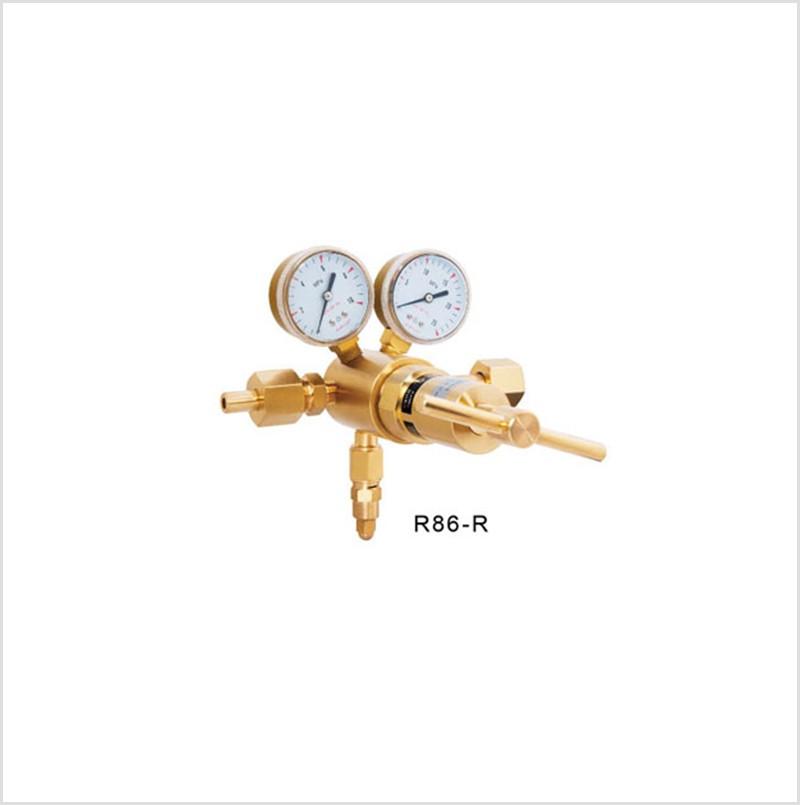 R86R86-R系列高压减压器的使用方法