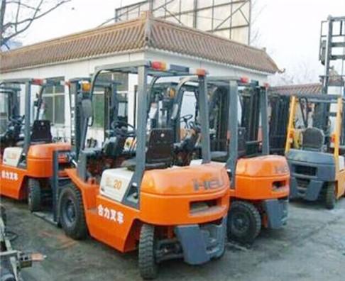 上海龙工叉车有限公司
