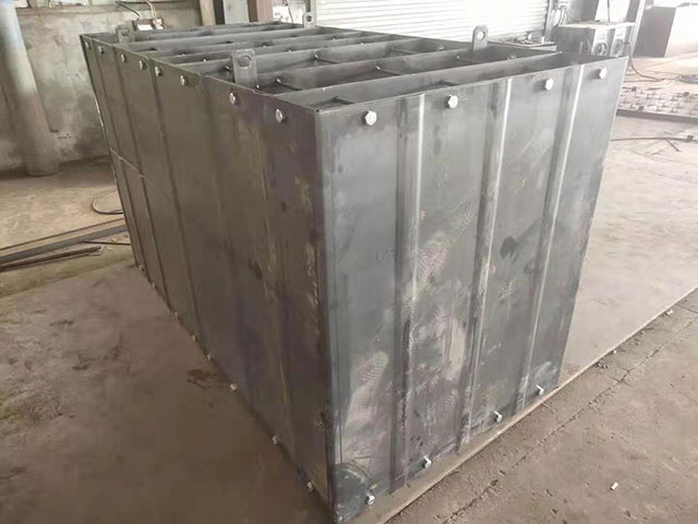 催化剂模块箱