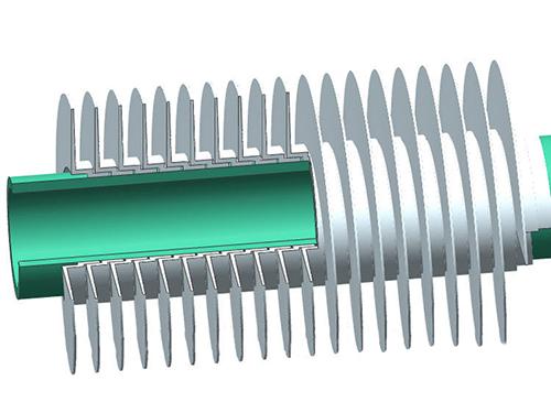 LL型翅片管