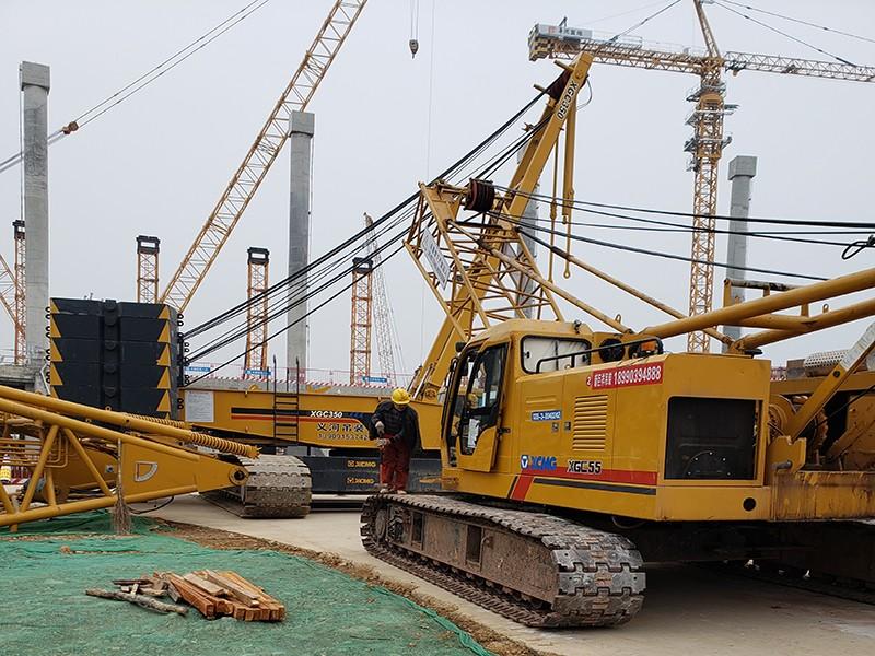 眉山25吨吊车