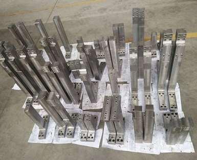 非标配件在加工过程中的表面处理