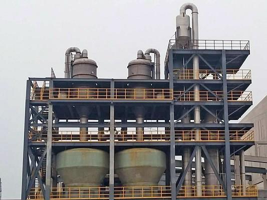 硫酸镍连续真空冷却结晶器