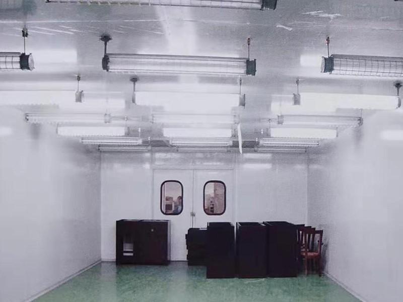 喷漆无尘房系列
