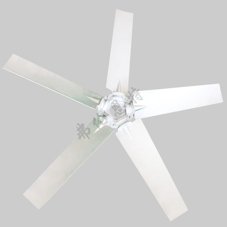 轴流风机叶轮的结构稳定性