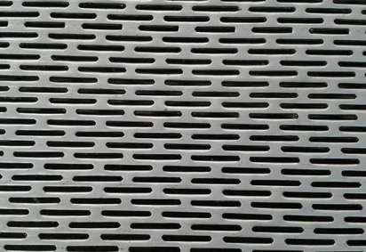 长圆孔型冲孔网产品在厨房环境中的应用