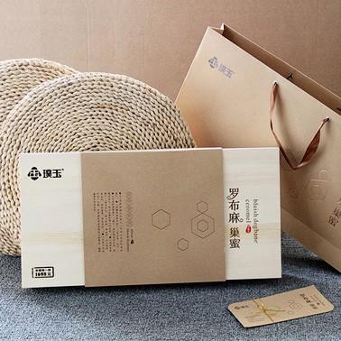 蜂巢蜜包装礼盒