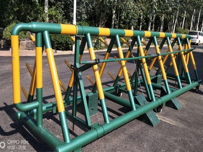 防冲撞可移动拒马护栏