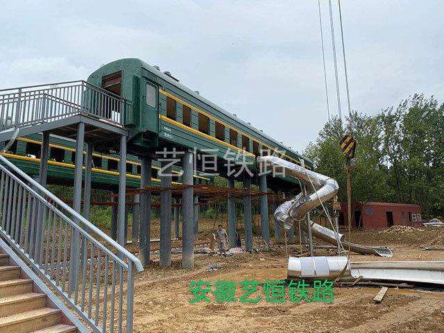 绿皮火车来斯