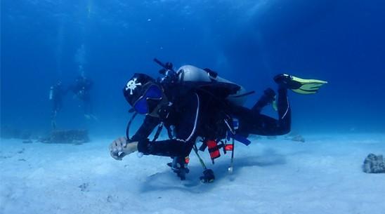 JK开放水域潜水员课程