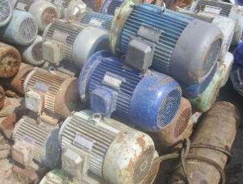 废电机回收可以避免旧金属对环境的危害