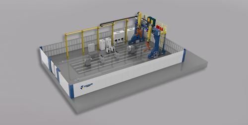 大型龙门结构件激光再制造装备