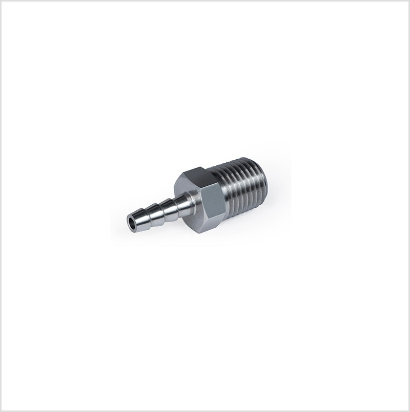 PMHC系列外螺纹软管接头使用步骤