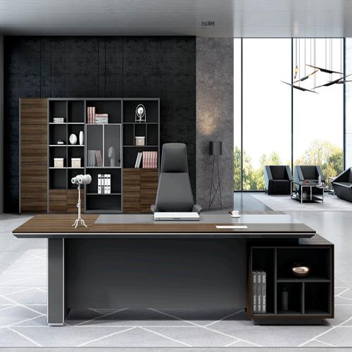 办公家具-现代办公桌
