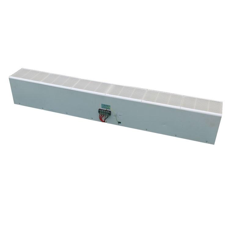 防热水型风幕机是空调场所必不可少的附件产品