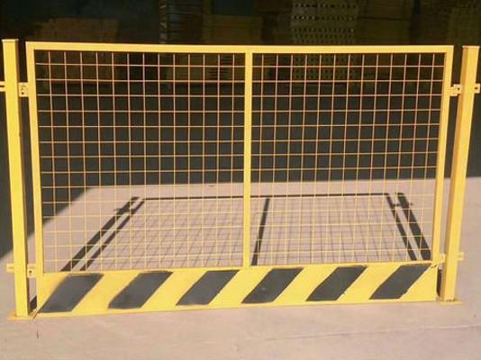 基坑护栏都有哪些重要作用?