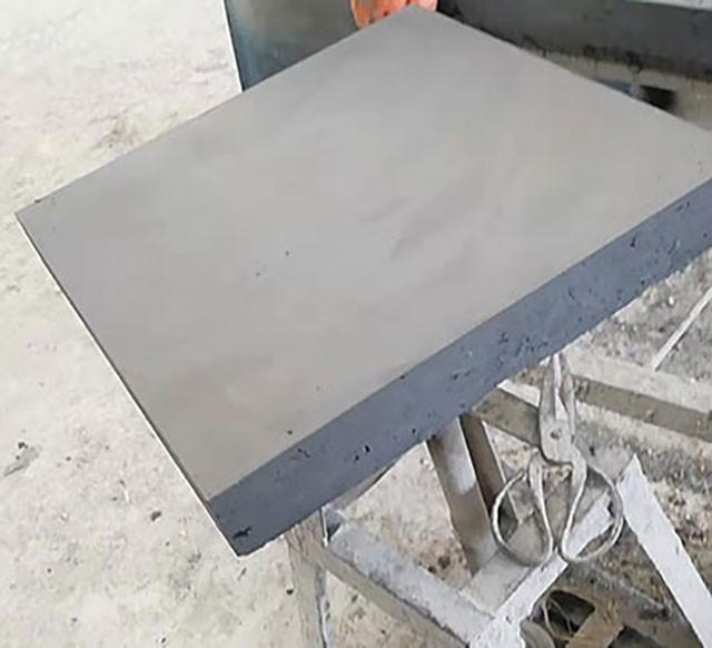 纯粘土土窑烧制400-400-75方砖